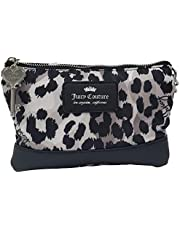 Juicy Couture Jewelry Box Mini Crossbody Snow Leopard One Size