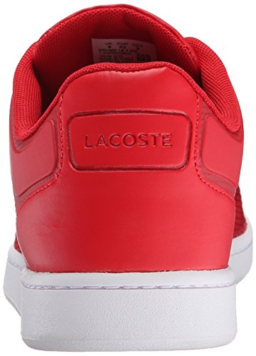 Sneaker Red Fashion Endliner 116 2 Men's Lacoste q48wgY