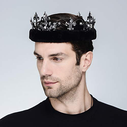 Buy large crowns for men