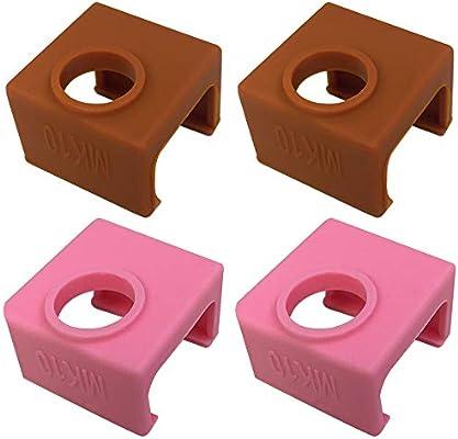 4 Unids MK10 3D Calcetines de impresora, Funda de protección de ...
