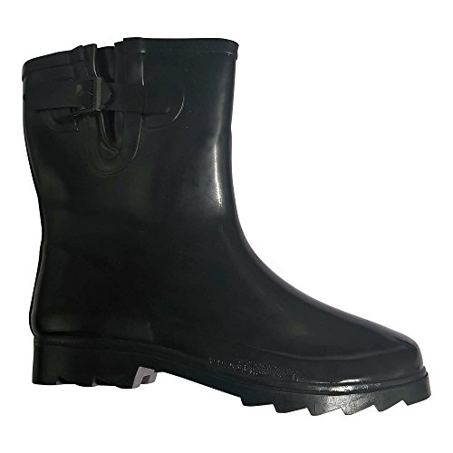 ESPP ESPRIT Adults 5 Black 001 38 Unisex EU Wellington 5 Boots UK xggq1Erw