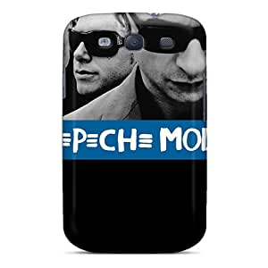 Great Hard Cell-phone Cases For Samsung Galaxy S3 (ZgN20060yuNT) Provide Private Custom Trendy Depeche Mode Skin