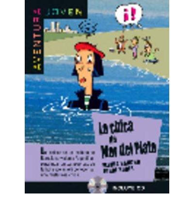 Read Online Aventura Joven: LA Chica De Mar De Plata + CD (Mixed media product)(Spanish) - Common pdf epub