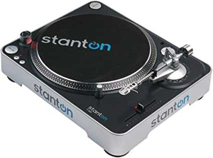 Amazon.com: Stanton T.60 Turntable con cartucho: Home Audio ...
