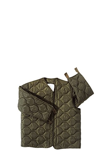 - Rothco M-65 Field Jacket Liner - Olive Drab, X-Large