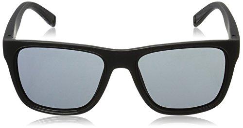 Lacoste Black Men's Sunglasses Rectangular L816s Matte zwxgqYRx