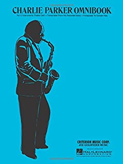 Amazon charlie parker for guitar note for note transcriptions charlie parker omnibook for c instruments treble clef fandeluxe Image collections