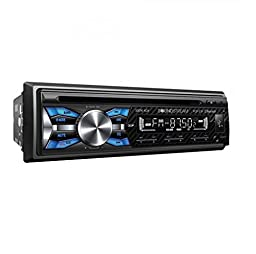 Soundstream VCD-21 Single DIN CD Player with 32GB USB Playback