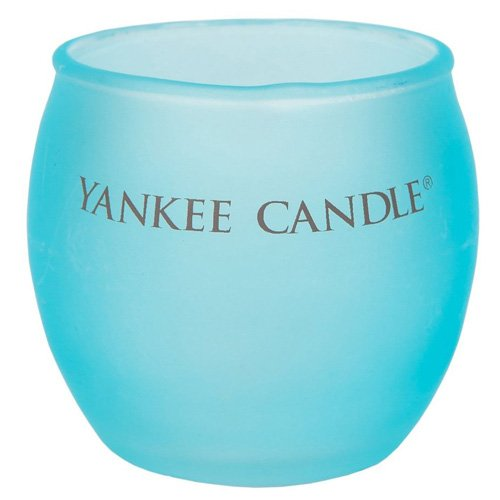 6x6.2x6 cm Yankee Candle Aqua Roly Poly Sampler Holder Blue