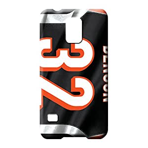 samsung galaxy s5 Highquality Skin High Quality phone case mobile phone carrying covers cincinnati bengals nfl football