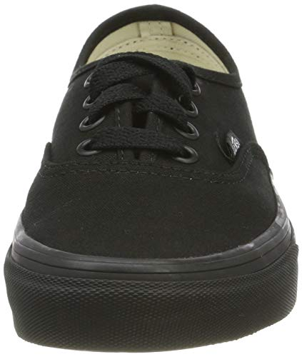 Vans black Authentic Negro Unisex Adulto Zapatillas black RTRPz