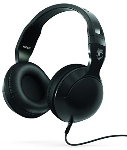 Skullcandy Hesh 2 Over Ear Headphones With Mic  Black