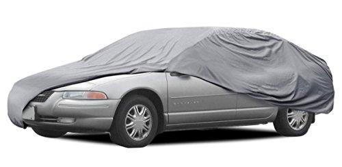 Car Cover for Chevrolet Corvette 62-14 Waterproof Sun Dust 4 Layers UV Block
