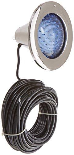 - Hayward SP0583SLB100 AstroLite Pool Light, Stainless Steel Face Rim, 120-Volt  100-Foot Cord