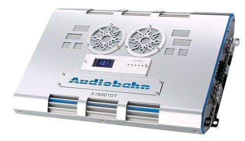 Audiobahn A18001DT, 1-Channel High Output Class D Amplifier