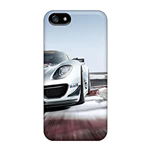 Iphone 5/5s Case Cover With Shock Absorbent Protective AvH3324LZje Case