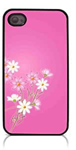 HeartCase Hard Case for Iphone 4 4G 4S (Flower Flowering Rose )