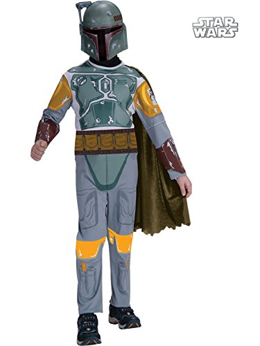 Rubies Costume Star Wars Child's Boba Fett Costume