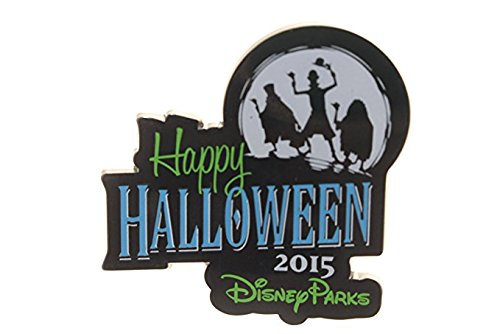 Disney 2015 Halloween Hitchhiking Ghosts Pin