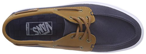 Vans Chauffeur SF (Gewaschen Schwarz) Herren Skate Schuhe Navy / Khaki