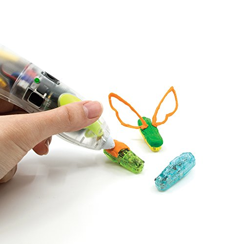 3Doodler Start Make Your Own HEXBUG Creature 3D Pen Set, Amazon Exclusive, with 2 Additional Insectoid DoodleMold by 3Doodler (Image #3)