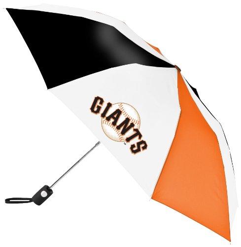 MLB San Francisco Giants Automatic Folding Umbrella - Mlb Umbrella