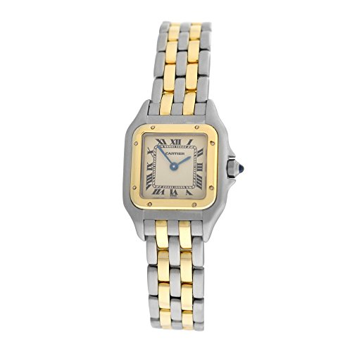 Cartier Panthere analog-quartz womens Watch 1120 (Certified Pre-owned)
