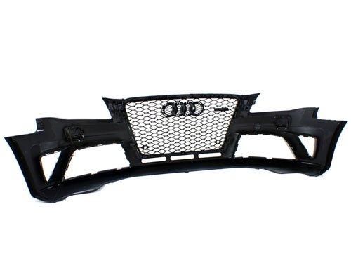 09-12 Audi A4/S4 B8 RS4 Style Front Bumper Conversion Kit