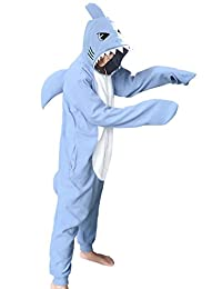 WOTOGOLD Animal Cosplay Costume Bear Unisex Adult Pajamas