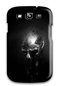 Best Durable Creepy Dark Scary Abstract Dark Back Case/cover For Galaxy S3