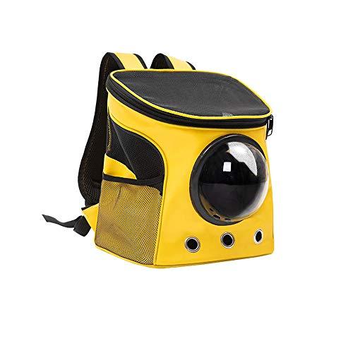 QKEMM Hundebox Hundetransportbox Perforierte wasserdichte Stoff-Seitentaschen-Aufbewahrungsschultern Auto Transportbox…