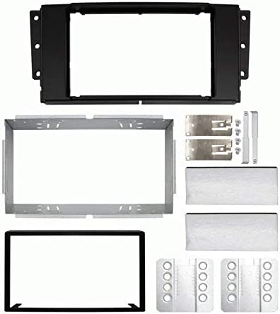 radio wiring land rover amazon com carxtc double din install car stereo dash kit for a  double din install car stereo dash kit