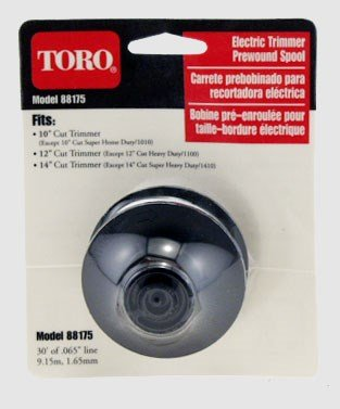 Toro 88175 Spool Replc 10-15