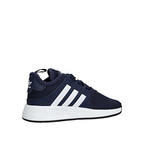 adidas X_PLR el, Zapatillas Unisex Bebé Azul (Maruni / Ftwbla / Ftwbla 000)