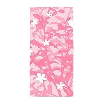jesspad toalla de baño Vintage rosa y diseño de flores de playa toallas de piscina de