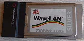 LUCENT WAVELAN TELECHARGER PILOTE