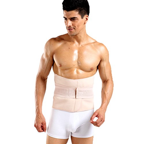 Waist Trimmer Belt (Beige) - 8