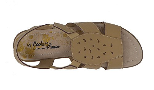 Femme pour Sandales Femme pour Beige Coolers Beige Femme Coolers Sandales Beige pour Coolers Sandales Sandales pour Coolers fqPwAv
