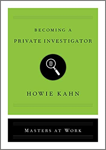 what is the work schedule for a private detective