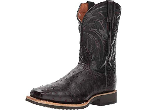 (Dan Post Boots Men's PHILSGOOD Western Boot, Black Cherry, 9.5 M US)