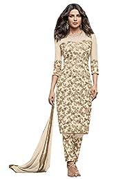 a51caf6b63 STELLACOUTURE Ethnic wear Indian Pakistani Designer Straight Salwar Kameez  for Women Jinnam