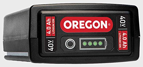 Oregon Cordless 40V B600E 4.0 Ah Lithium-Ion Battery Pack - Oregon Chainsaw Tools
