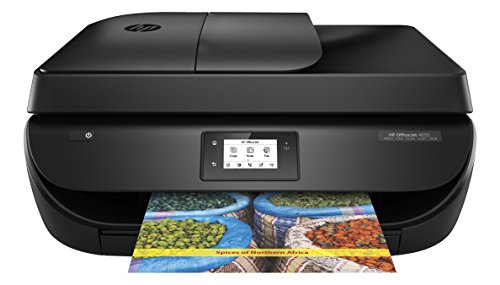 HP OFFICEJET 4655 Wi-Fi ALL-IN-ONE PRINTER (COPY SCAN FAX) by HP