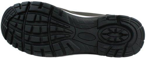 Calto - G33051 - 3,2 Inches Groter - In Hoogte Toenemende Liftschoenen (zwarte Veterschoenen)
