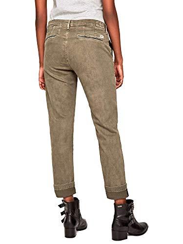 Pantalon Green Femmes PL211067YB6R Jeans Pepe aBwYTn