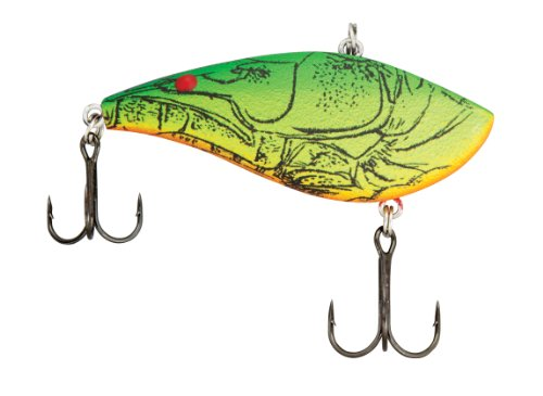 XCalibur Rattle Bait (Ditch Craw, 2 1/2-Inch, 6.5-cm)