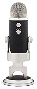 Blue Microphones Yeti Pro USB Condenser Microphone, Multipattern from Blue Microphones