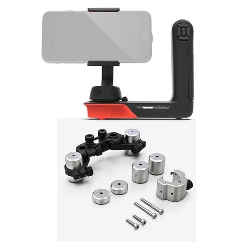 Freefly Movi Motorized Gimbal Stabilizer for Up to 3.5 Smartphones - with Freefly MoVI Adjustable Counterweight