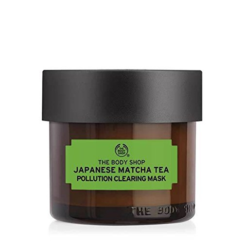 The Body Shop Japanese Matcha Tea Pollution Clearing Mask, 2