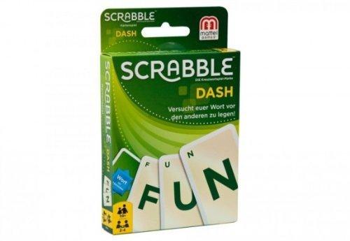 Mattel Y9741 - Scrabble Karten